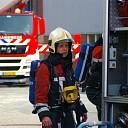 Zwaar gewonde bij grote brand in Rijssen