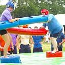 Heftige competities tijdens zeskamp in Den Nul