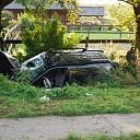 Eenzijdig ongeval Wolthaarsdijk Westzijde te Raalte