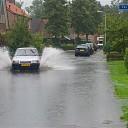 Waarschuwing van Waterschap voor hoog water