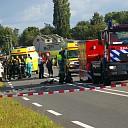 Gewond bij ongeval op de N337 bij Diepenveen