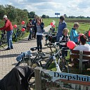 Gezellig druk op 'langste dorpsfeest' door Overijssel
