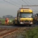 Niemand gewond na aanrijding trein tegen auto bij Wijhe