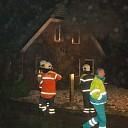 Brand op bovenverdieping woning in Lierderholthuis