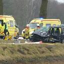 Vrouw verongelukt na ongeval op N35 bij Nijverdal