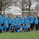 Voetbal School Salland heeft nu een eigen outfit