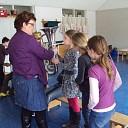 Leerlingen Schutse in Raalte krijgen workshop Muziek-Kids