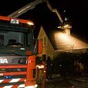 Drukte om schoorsteenbrandje in Raalte-Noord