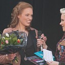 Anne Koster verkozen tot Sallands Best Top Model in Raalte
