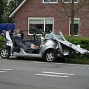Vijf gewonden bij ongeval Rijssensestraat te Nijverdal