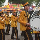 Drumfanfare Muziekdag St. Caecilia in Raalte