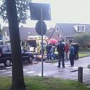 Snorfietser gewond bij verkeersongeval in Deventer
