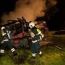 Familiegeschil oorzaak van brand in dorsmachine in Raalte