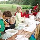 Natuurfeestdag voor Raalter basisscholen in Heeten
