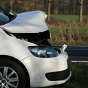 Blikschade bij ongeval op de N35 bij Laag Zuthem