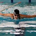Winnen met 500 meter zwemmen bij zwembad De Tippe