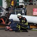 Hevige strijd bij brandweerwedstrijd in Lemelerveld