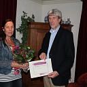 Agnes Kerklvliet wint gratis inschrijving Wandelvierdaagse