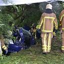 Bestuurster gewond bij ongeval in Vorchten