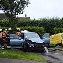 Gewonden bij ongeval op de Spanjaardsdijk in Lettele