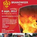 Spectaculaire open dag bij brandweerkazerne Heino