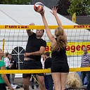 Stöppelhaene: Sportieve zaterdag met beachvolleybal