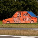 Komend weekend autocross en autorodeo in Heino