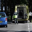 Update: Fietser gewond op de Spanjaardsdijk in Lettele