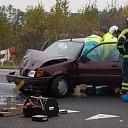 Vrouw gewond na ongeval op N35 bij Heino