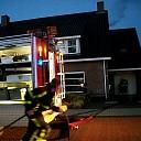 Automobilist meldt woningbrand Wevermarke Dalfsen