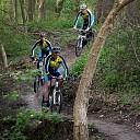 Eerste ronde van mountainbike-netwerk Salland geopend