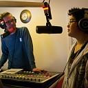 3FM en The Opposites op bezoek bij Brian in Wijhe