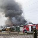 Video: Grote schuurbrand aan Raamsweg in Mariënheem