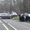 Man (28) overleden bij ongeval N348 te Diepenveen