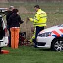 Paraglider overleden na crash in Vecht bij Dalfsen (update)
