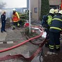 Auto en carport uitgebrand in Lierderholthuis (update)