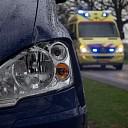 Fietsster gewond na botsing tegen auto in Heino
