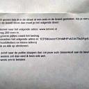 Afpersingspraktijken rond autobranden in Lierderholthuis