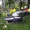 Geen gewonden na botsing op N35 bij Zwolle