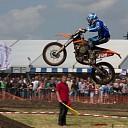 Motorcross spektakel op het Elshoffeest
