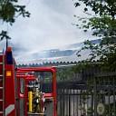 Schuur in brand aan de Wechelerweg in Diepenveen