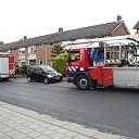 Brand in woning aan de Gewestlaan in Diepenveen