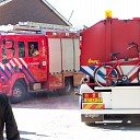 Groot alarm voor brand in kuikenschuur in Laag Zuthem