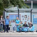 Bushokje omgetoverd tot een thuis in Deventer