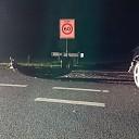 Motorrijder gewond bij aanrijding met auto te Lemelerveld
