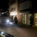 Gordijn vat vlam in appartementencomplex in Raalte