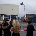 Veel rook bij brand in sauna van sportcentrum in Wijhe