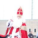 Sinterklaas en zijn pieten komen aan in Raalte