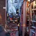 Panden uitgebrand na brand in centrum Deventer