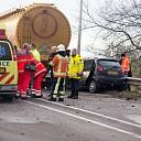 Automobilist overleden na ernstig ongeval in Hasselt